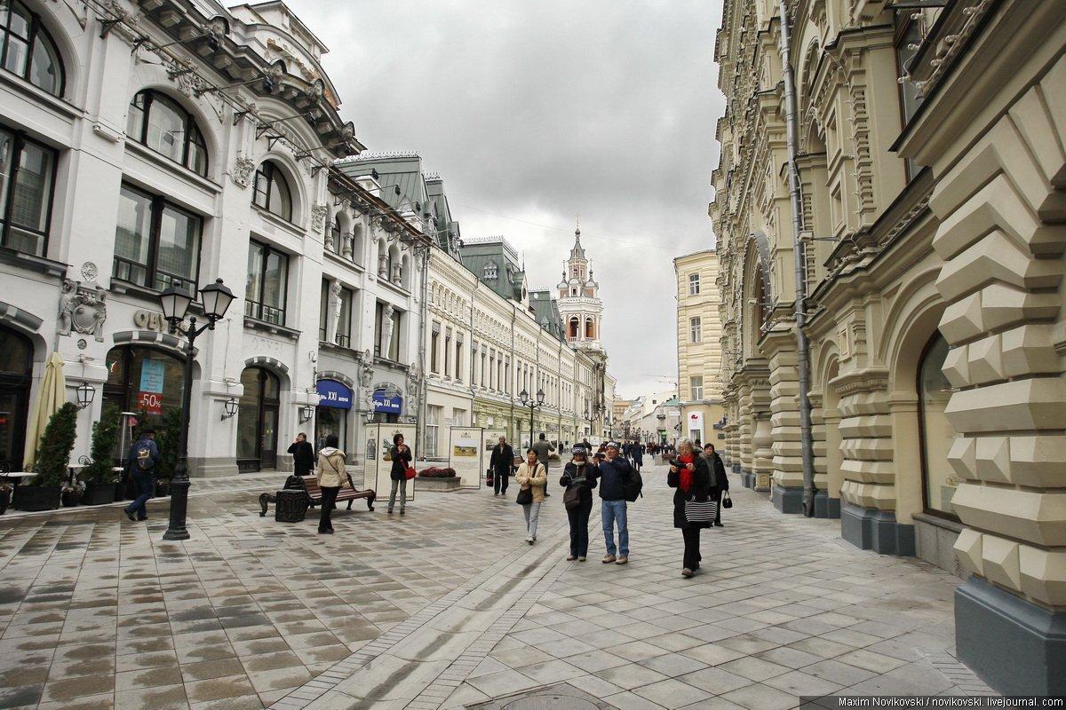 Бесплатные пешеходные экскурсии поМоскве 2018