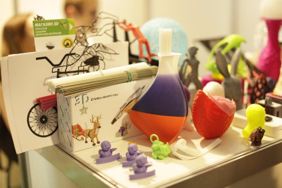 Выставка 3D-технологий «3D Print Expo» 2017