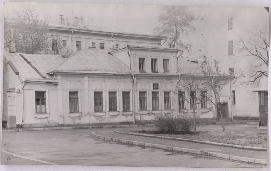 Выставка «Малая Молчановка, 2. История дома. Часть 2»