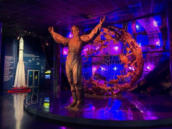 День города вМузее космонавтики 2020