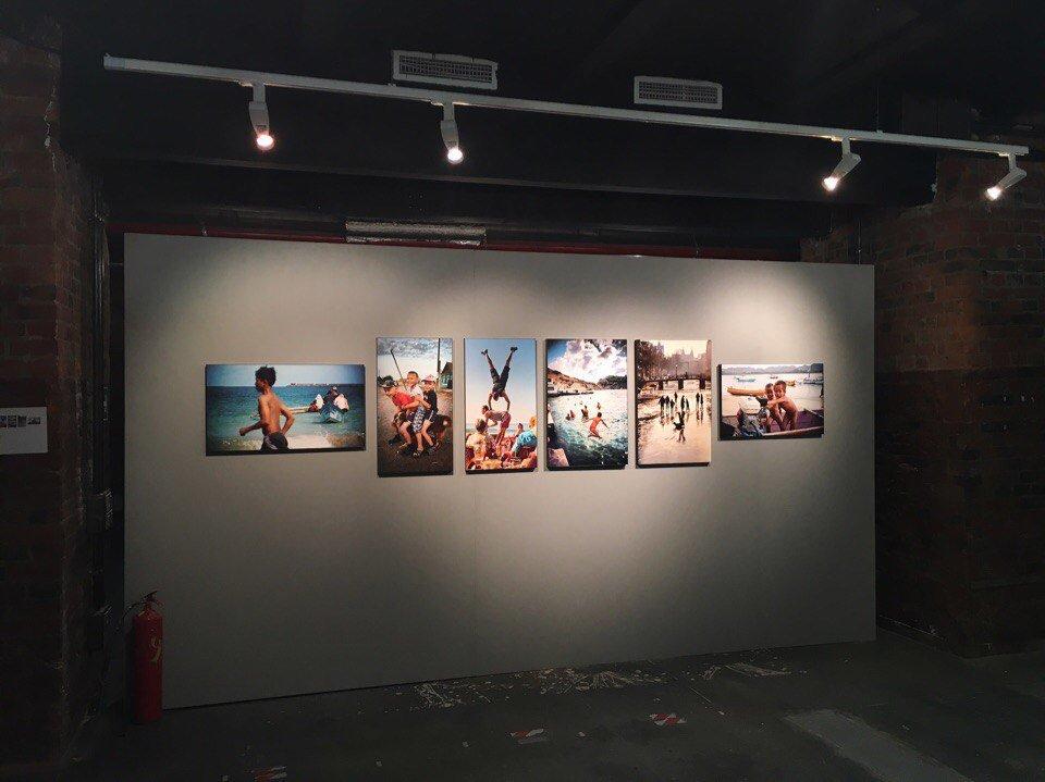Выставка «Моменты»