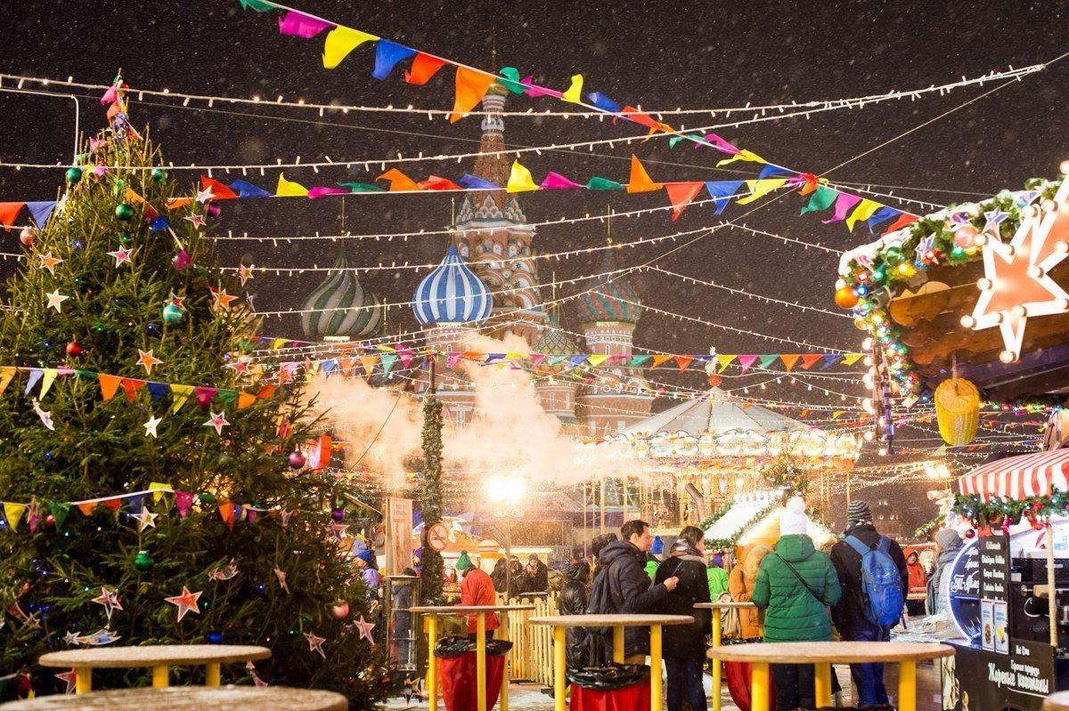 ГУМ-Ярмарка наКрасной площади 2016