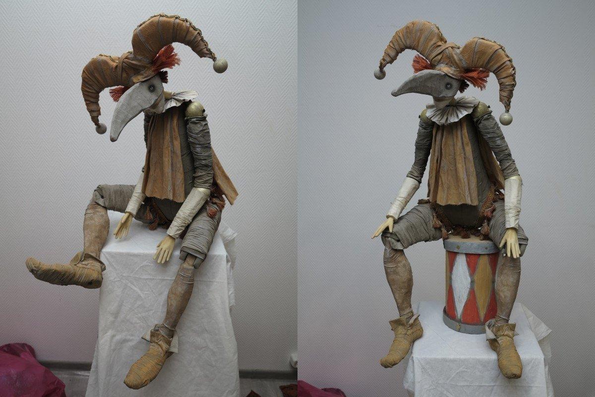 Выставка «Истории Кукольного Городка»