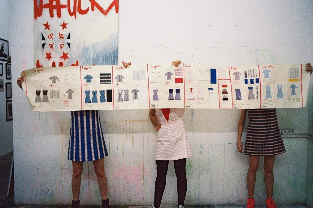 Московская Биеннале современного искусства наВДНХ 2015