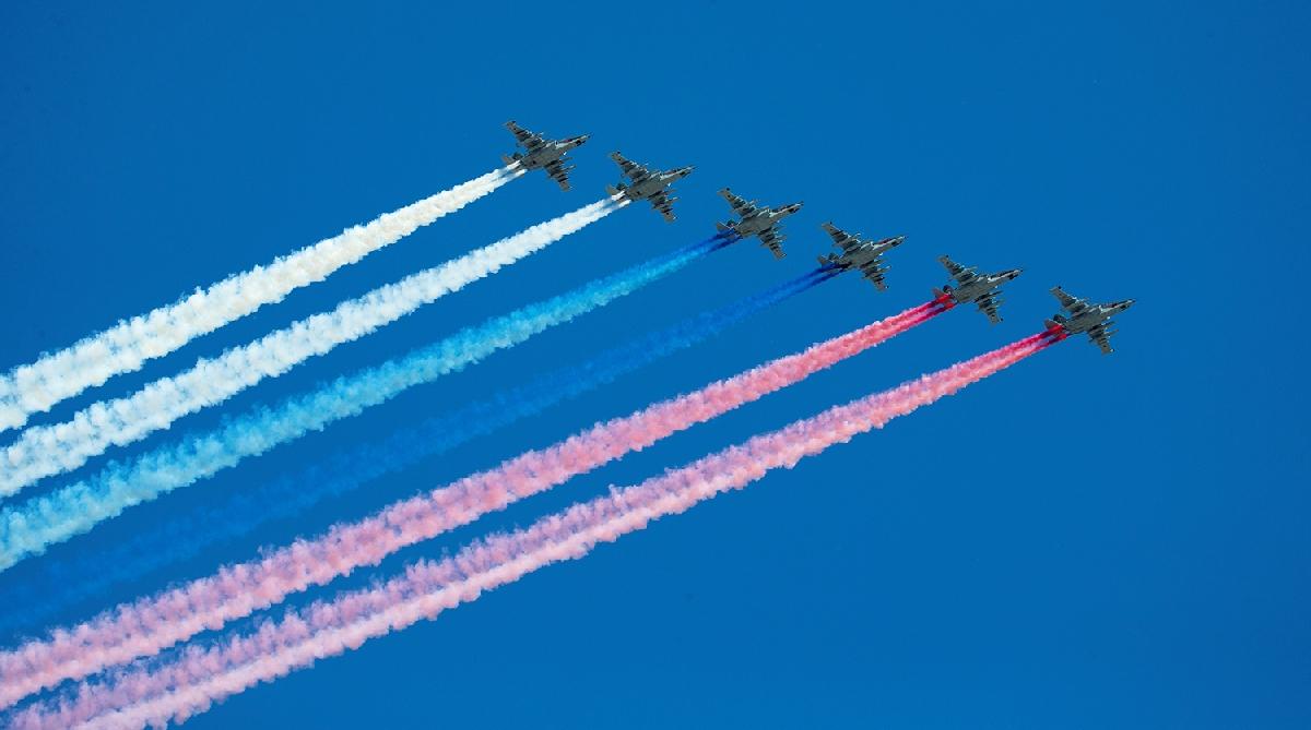 Парад Победы 2021 вМоскве