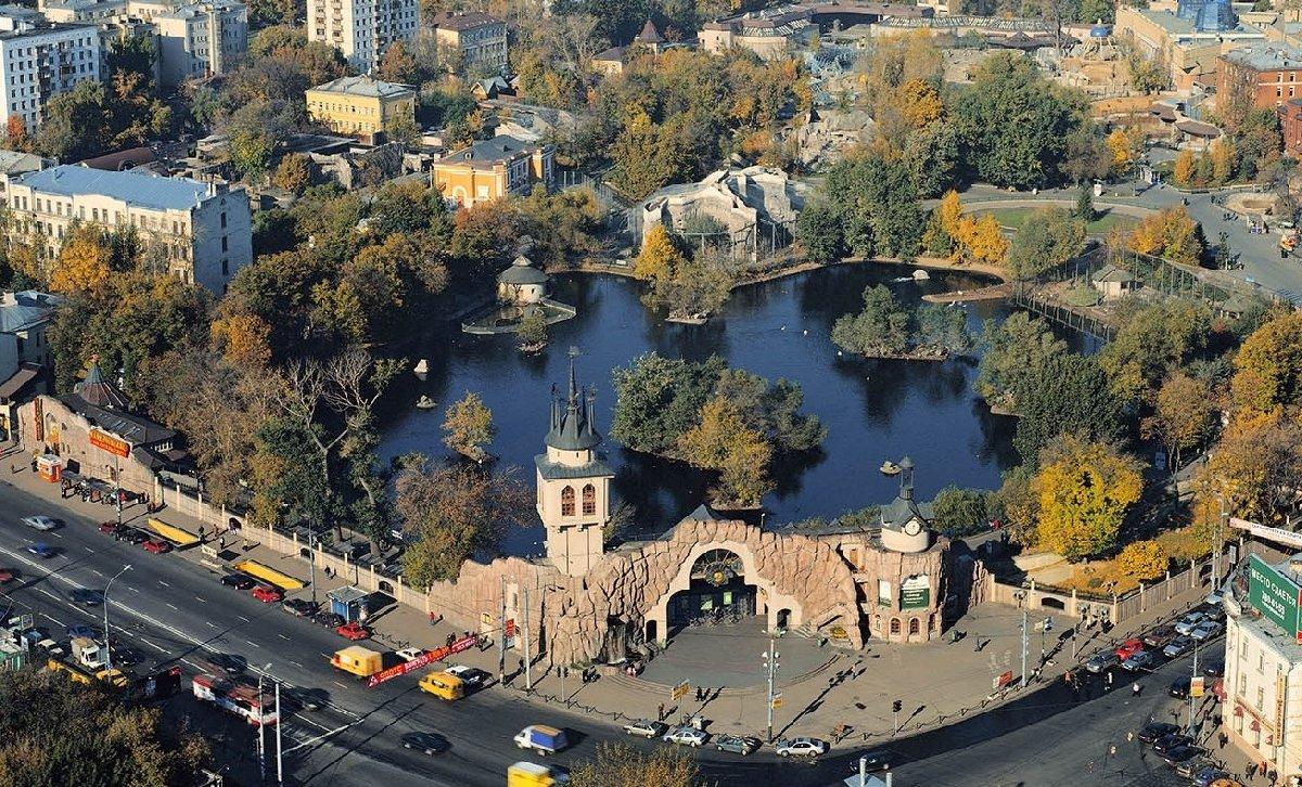 Топ 10 мест для прогулок в Москве