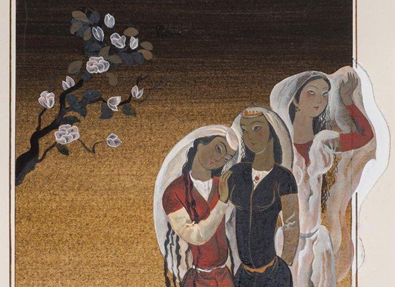 Выставка «Сюжеты иобразы Низами»