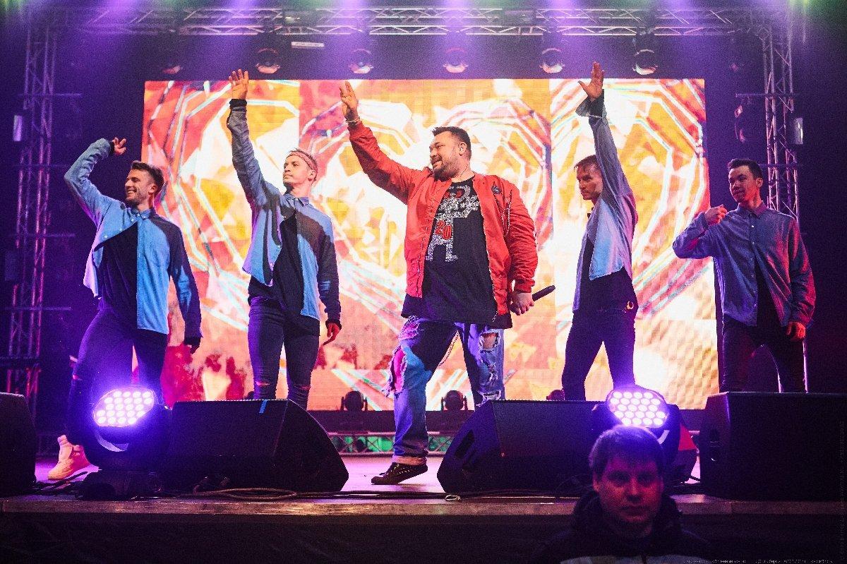 Концерт группы «Руки Вверх!» 2021