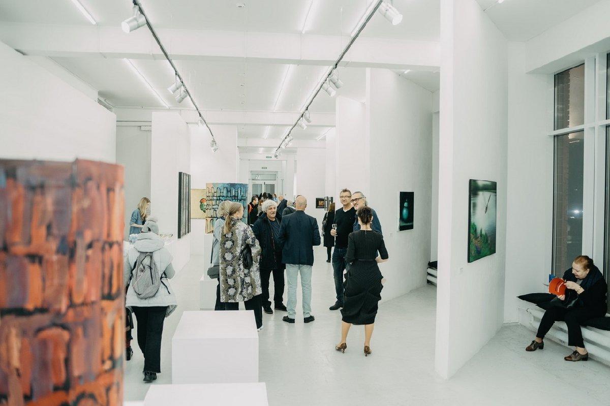 Выставка «Эмоционализм арт-движение/Emotionalism art-movement»