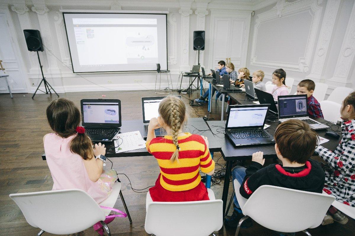 Бесплатный мастер-класс попрограммированию для детей вАлгоритмике