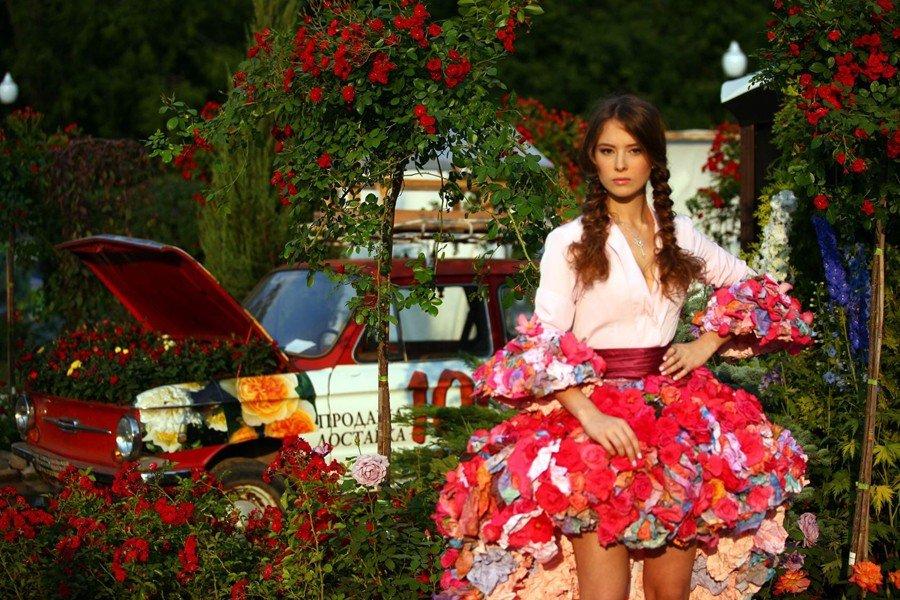 Фестиваль садов ицветов «Moscow Flower Show»