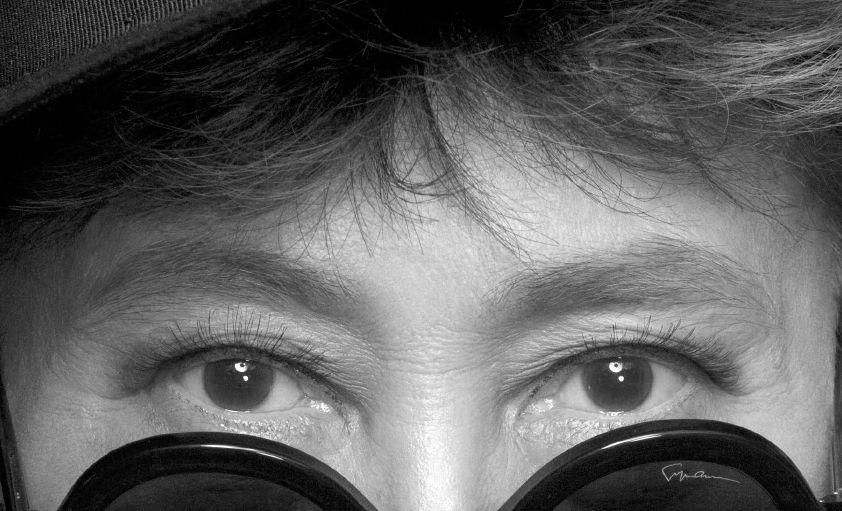 Выставка «Йоко Оно. Небо всегда ясное»