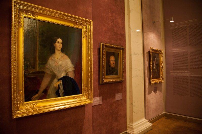 Выставка «Карл Брюллов. Портреты изчастного собрания Санкт-Петербурга»