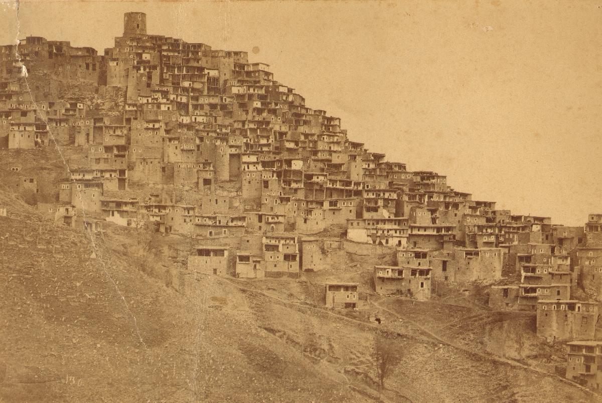 Выставка «Кубачи– Зирехгеран. Исторический портрет древнего города»