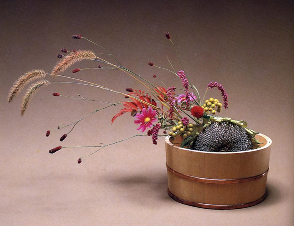 Выставка «Японская осень вмузее «Царицыно». Искусство икебаны школы Согэцу»