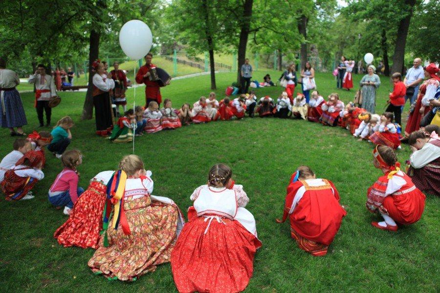 Фестиваль Московских школ искусств 2016