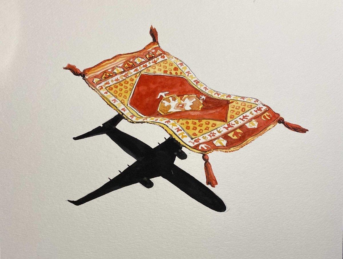 Выставка «Полёт как мечта»