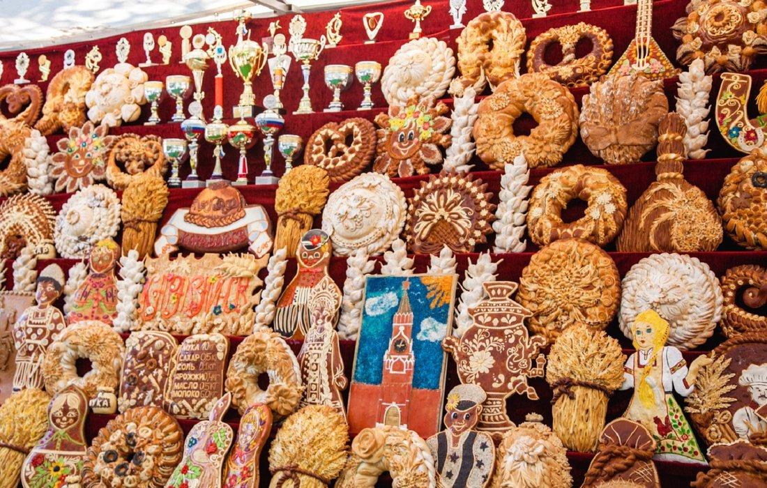 XIII окружной праздник «День хлебопека»