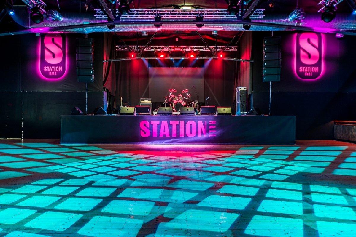 Клуб «Station Hall»