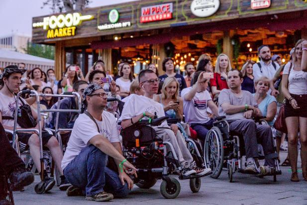 Московский фестиваль волонтеров 2018