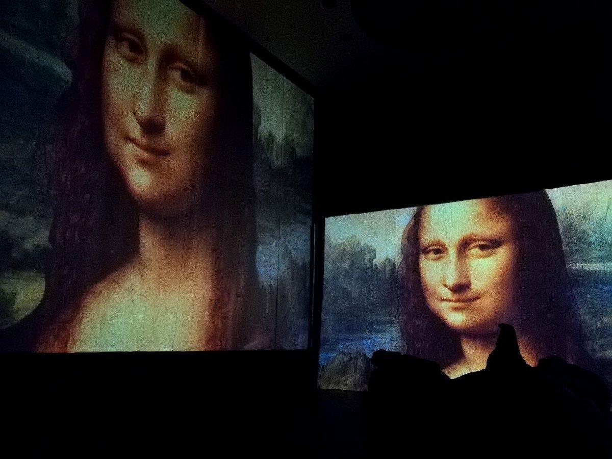 Выставка «Леонардо даВинчи. История гения, изменившего мир»