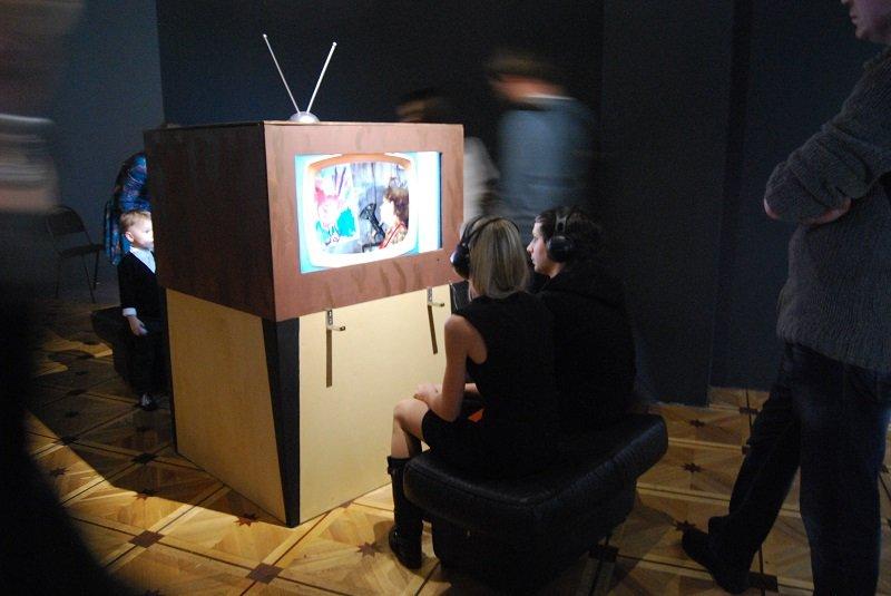 Выставка «ГРА-ФИ-КА. Новая авторская анимация»