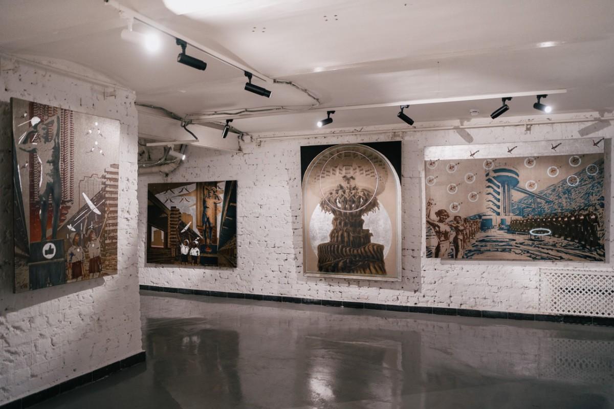 Выставка «Валерий Улымов / Илья Евдокимов.  История будущего