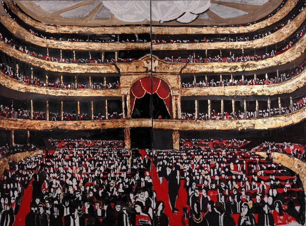 Выставка «Театр вглавной роли»