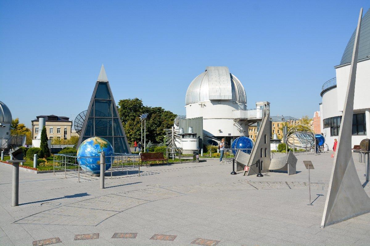 Планетарий Москвы