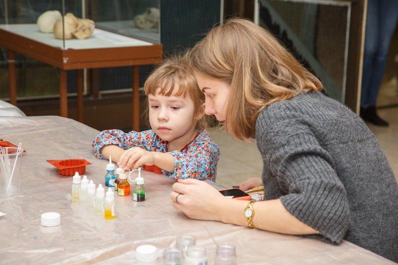 Международный день семьи вДарвиновском музее 2021