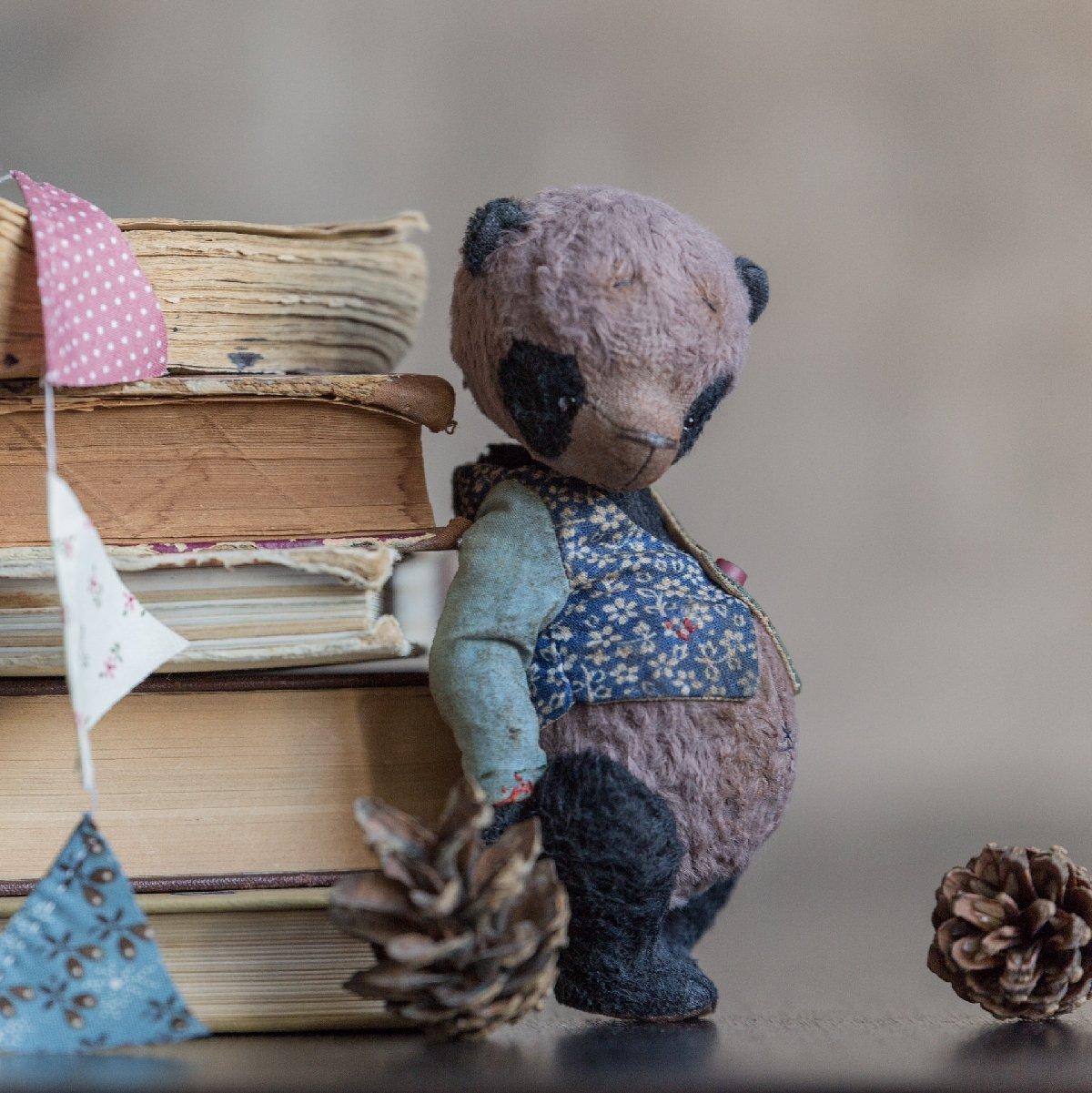 Выставка мишек Тедди наТишинке