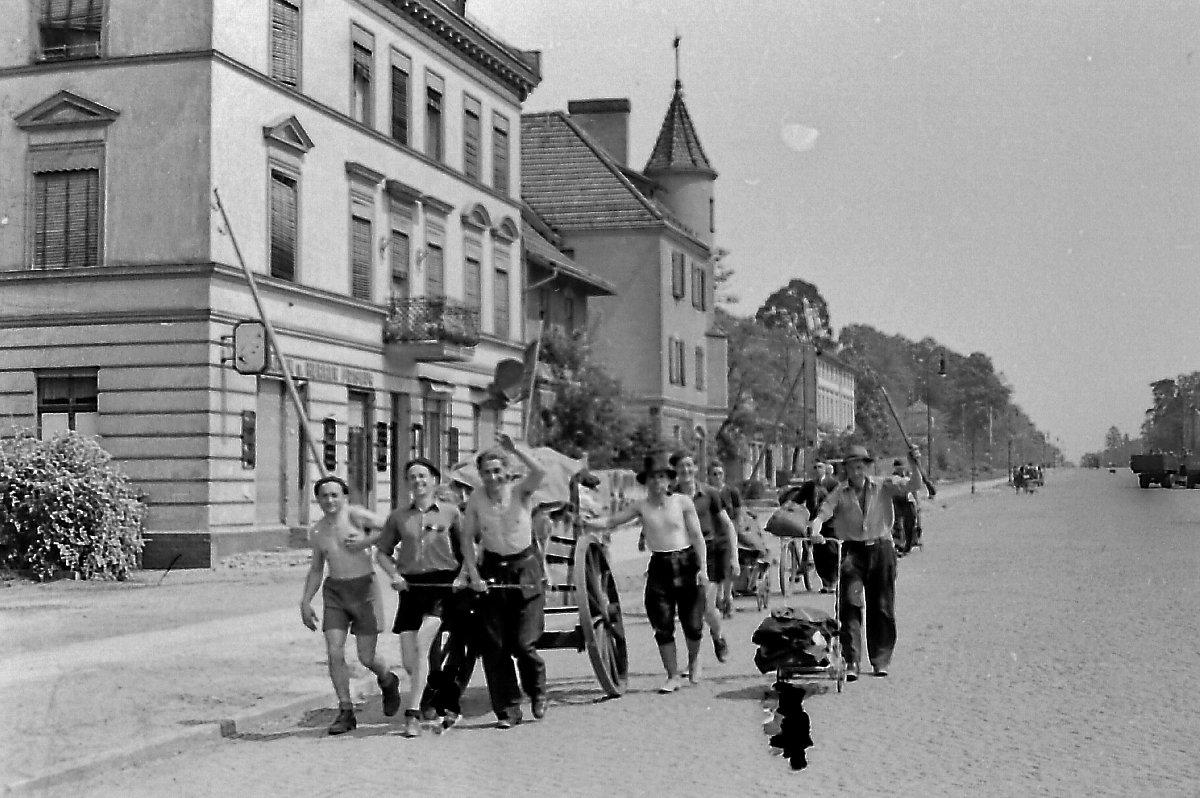 Выставка «Неизвестный Берлин. Май 1945 года»