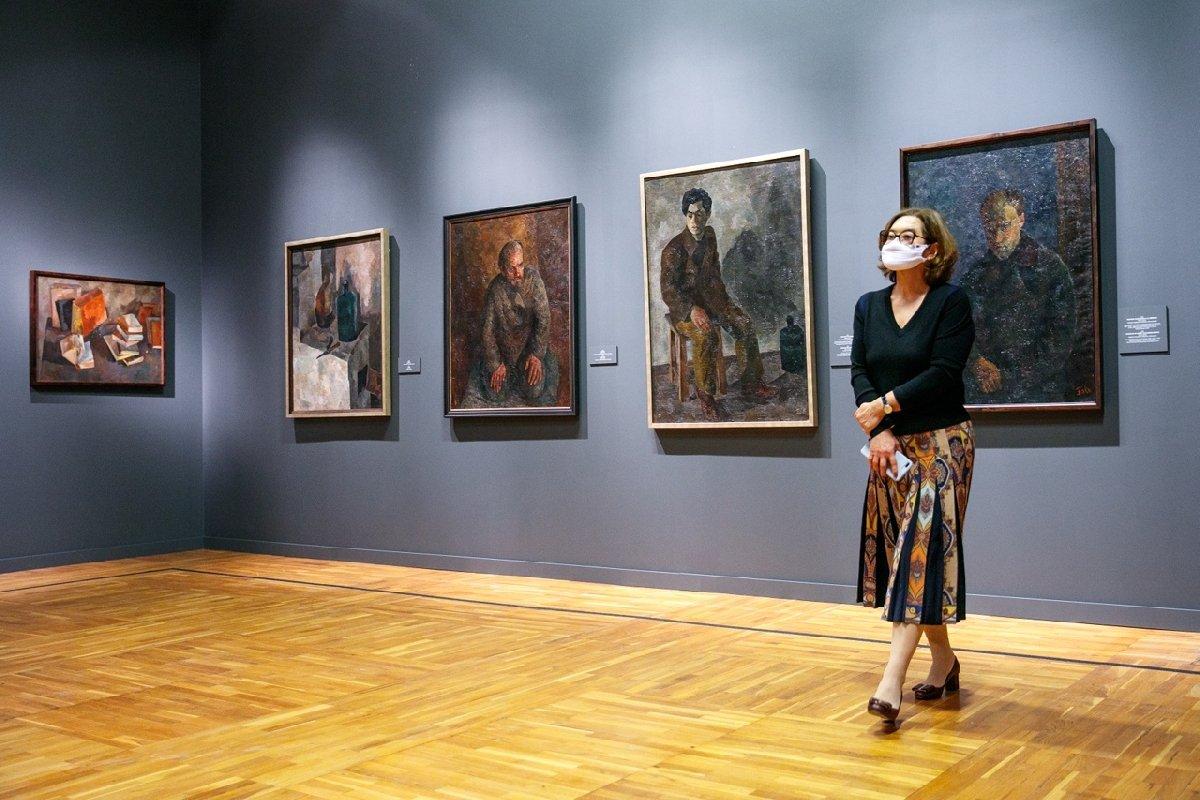 Выставка «Роберт Фальк»