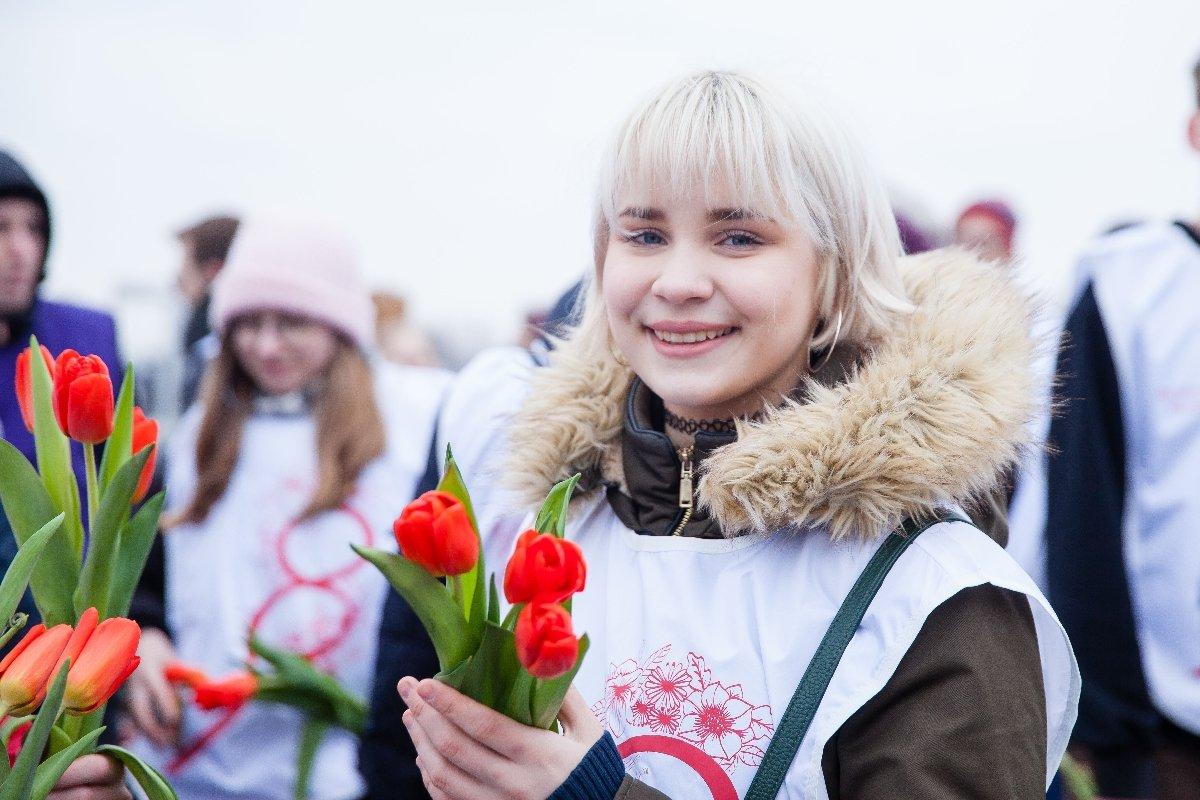 Международный женский день вМузее Победы 2020
