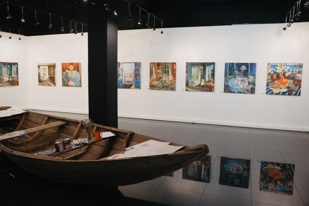 Выставка «Групповой портрет винтерьере»