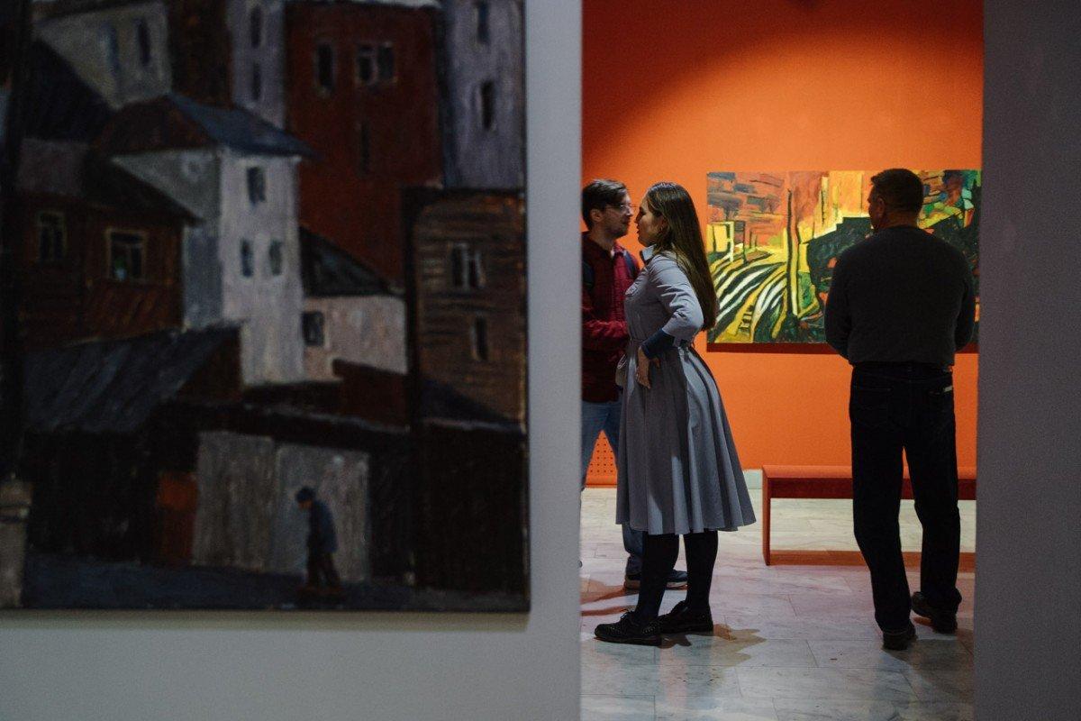 Выставка «город / несократимые дроби»
