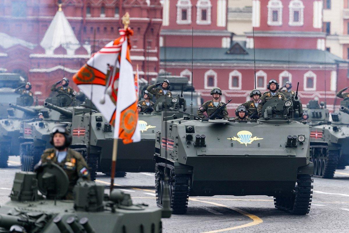 Парад Победы 2018 вМоскве