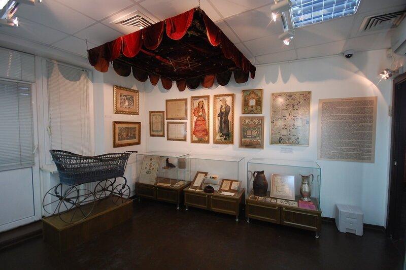 Музей истории евреев вРоссии
