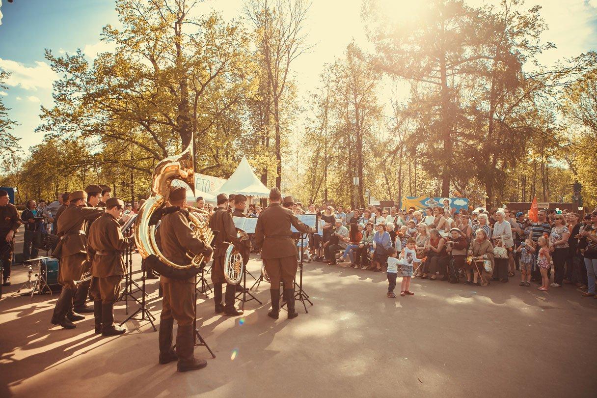Фестиваль военных оркестров «Духовые сезоны» 2016