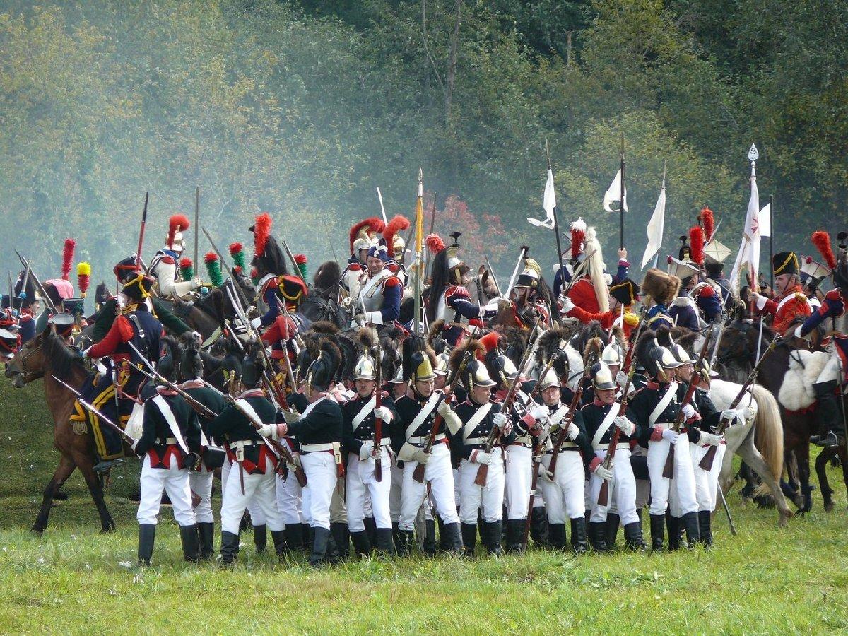Международный военно-исторический фестиваль «День Бородина» 2017