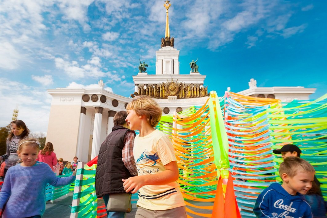 День города Москвы наВДНХ 2018