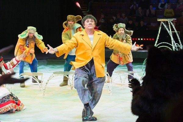 Цирковая программа «Монте-Карло— Москва» 2018