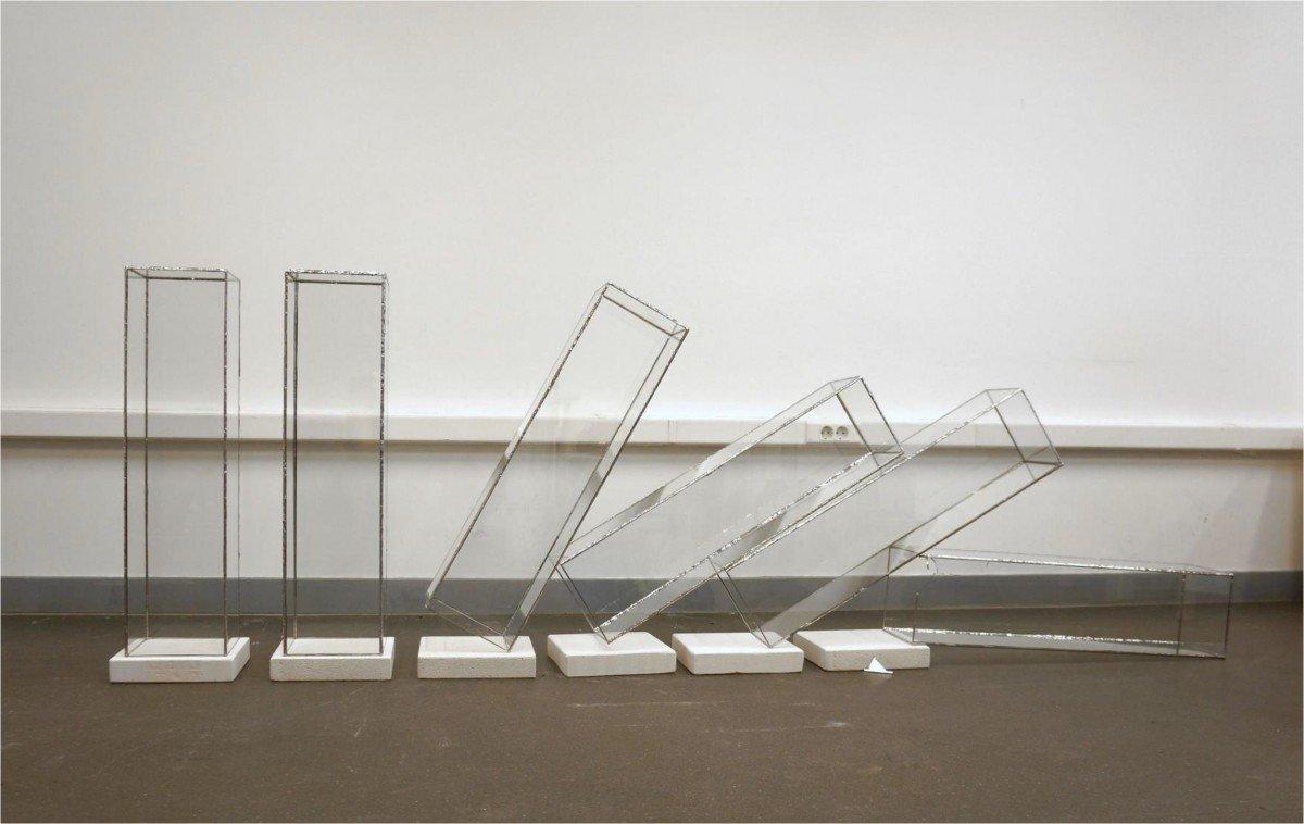 Выставка «Пространство как поле притяжения»