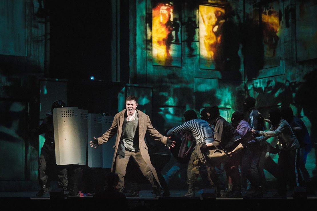 Рок-опера «Преступление инаказание» 2018