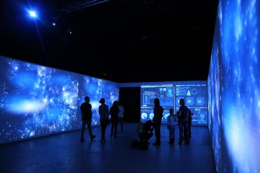 Интерактивная выставка «Sолярис»
