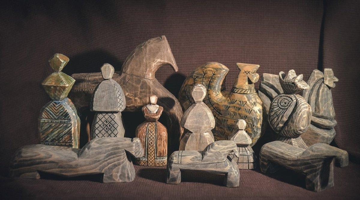 Фестиваль деревянной игрушки наВДНХ 2018
