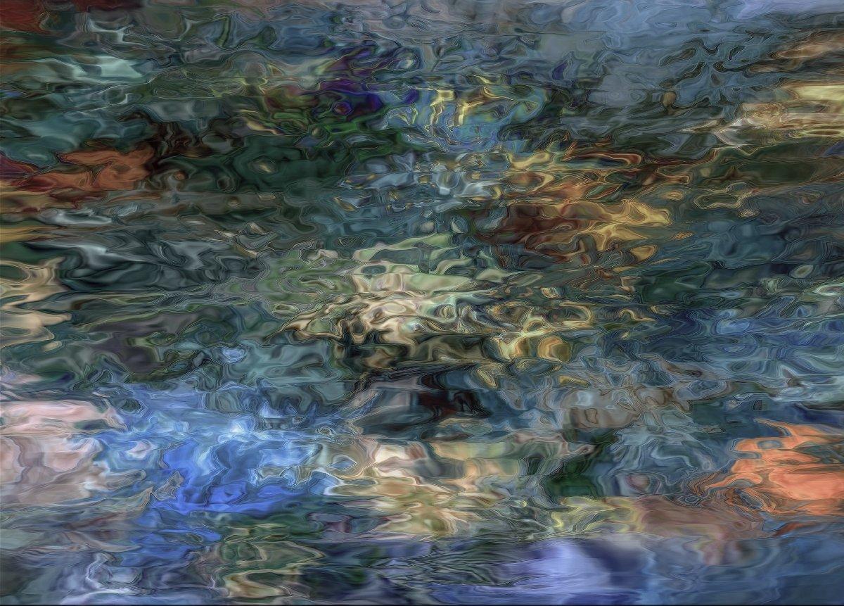 Выставка «Иван Шалмин. Цифровая живопись или Сезонные колебания архитектора»