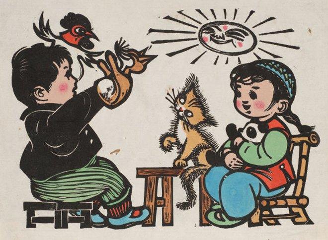День защиты детей вМузее Востока 2020