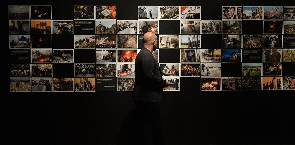 Выставка победителей фотоконкурса имени Андрея Стенина 2016