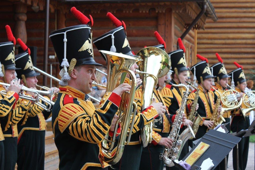 Фестиваль духовой музыки «Лето вКоломенском» 2018